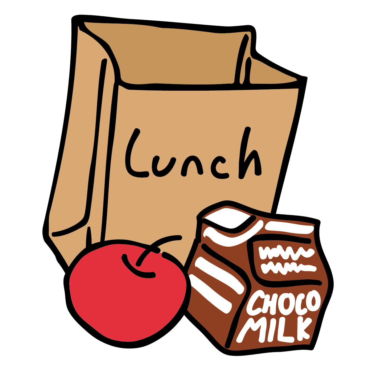 Family Lunch Day   Portola Springs Elementary