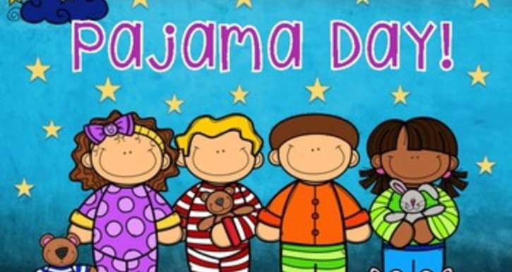 Pajama Day Photo