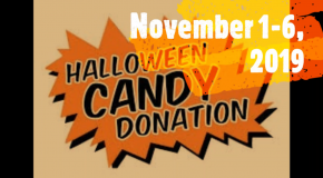 Candy Drive Sign