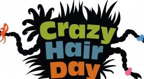 Crazy Hair Clipart