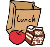 Lunch Bag Clip Art